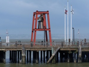 bell, wharf, Francisco
