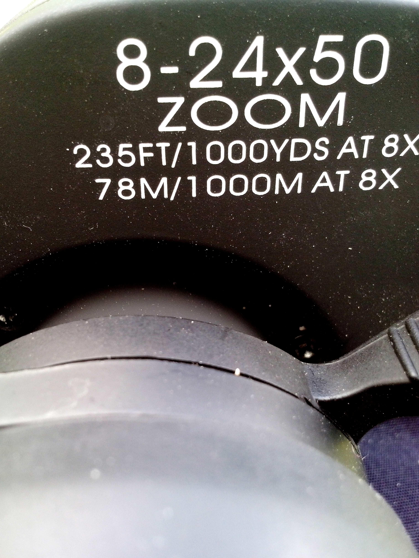 Free photograph; binoculars, zoom