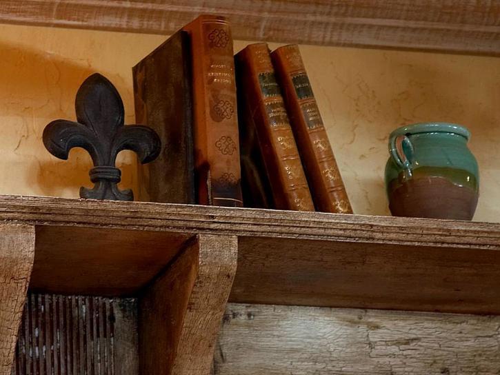 books, shelf