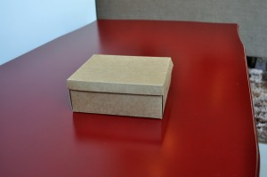 brown, decorative, gift, box