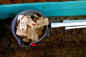 bucket, tags, label, buckets
