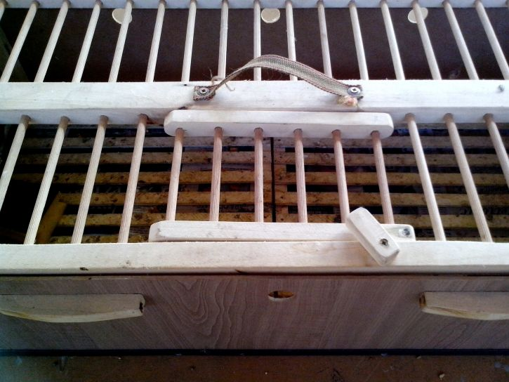 wooden, transport, cage, small, animals