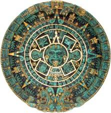 calendario, azteca