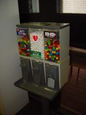candy, vending, machine