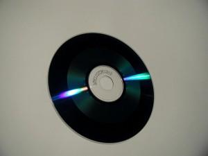 bleu, ray, DVD, disque compact, ordinateur