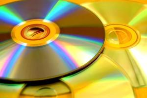 CD & DVD discs