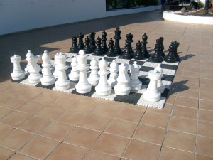 échecs, figures