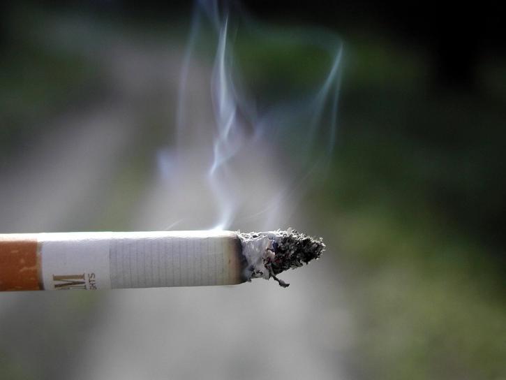Besplatno pušenje fotografija