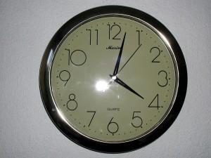 часовник, електронни