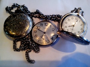 old, antique, watches