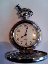 오래 된, 손, Schaffhausen, 시계