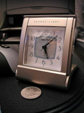 Seiko, alarma, reloj