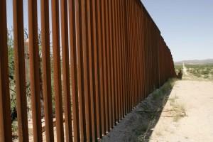 up-close, fém, határ, kerítés