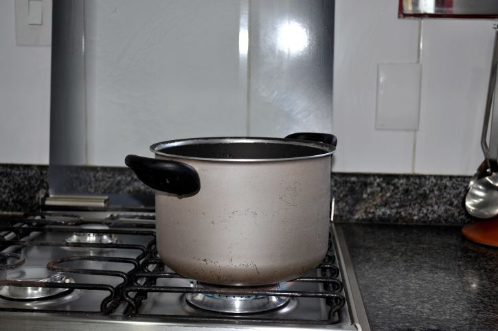 up-close, pot, cooking, kitchen, stove