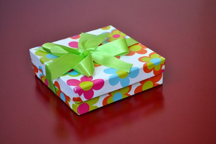 farebné, dekoračné, luxusné, dar, box
