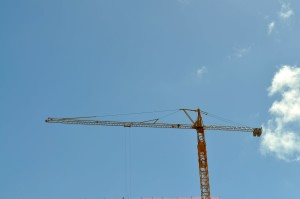 construction, grue