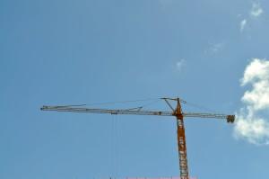 construction, grue