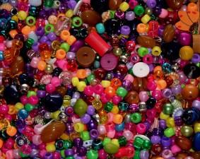 craft, beads
