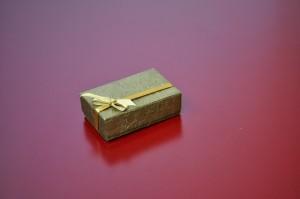 décoratif, luxe, cadeau, boîte