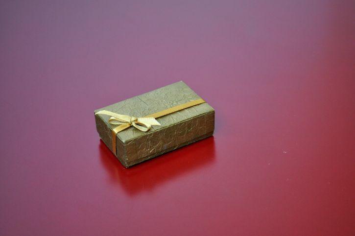 decorative, luxury, gift, box