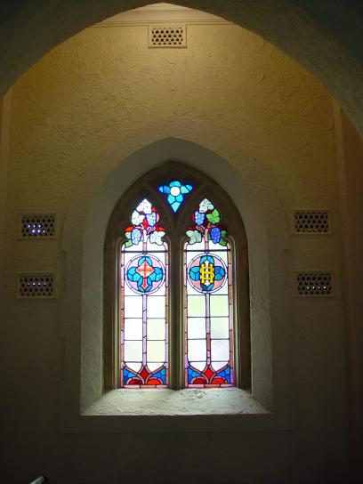 Glass windows and doors - Free Picture Church Window