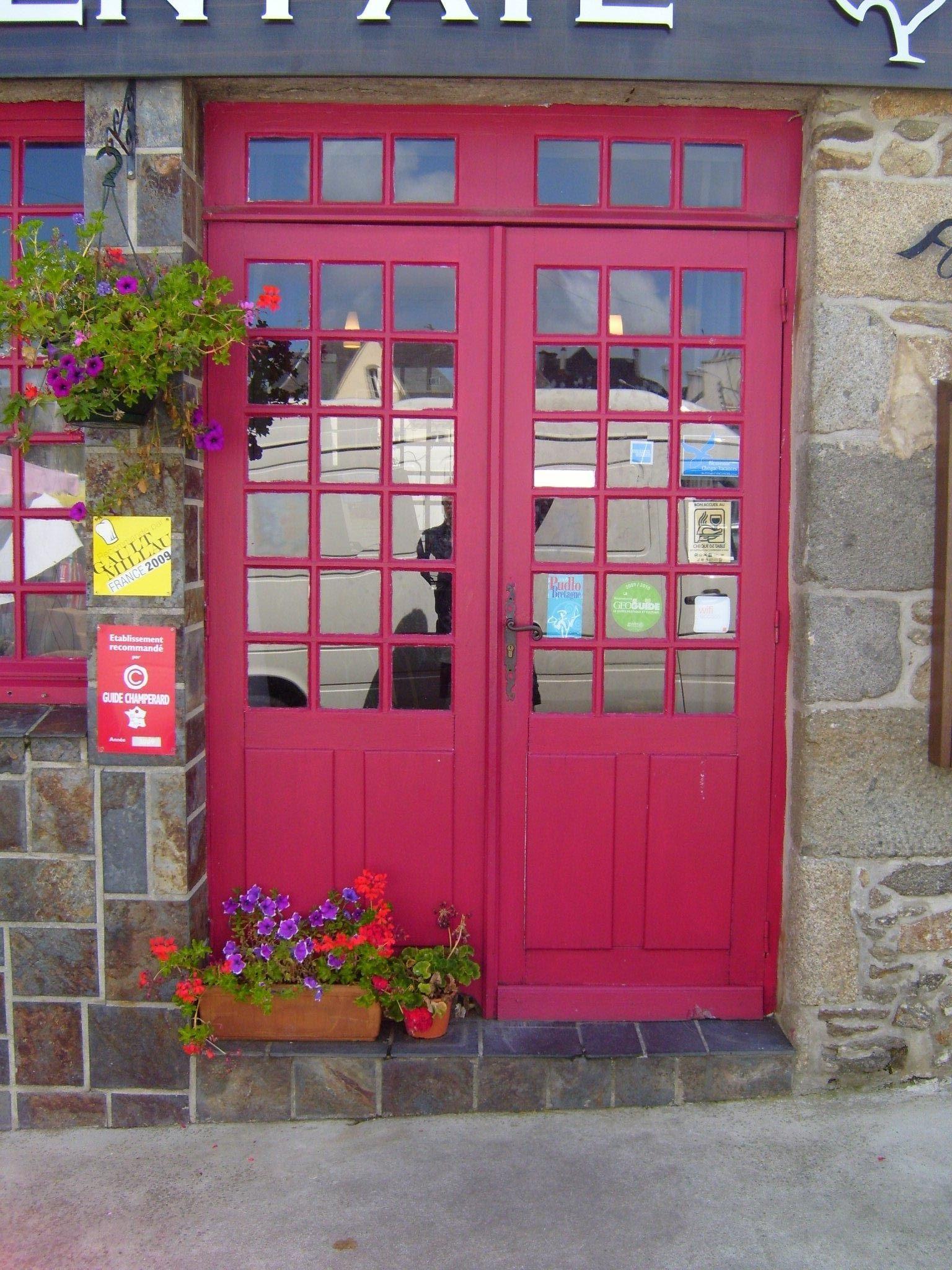 Old, Fashioned, Door