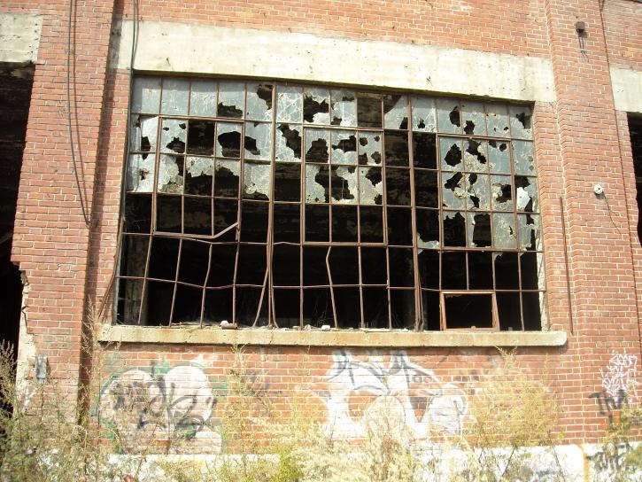 window, cracks, glass