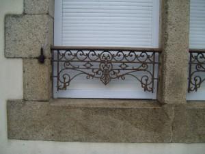 window, fence