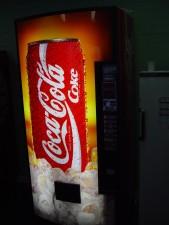 boissons, distributeurs automatiques, la machine