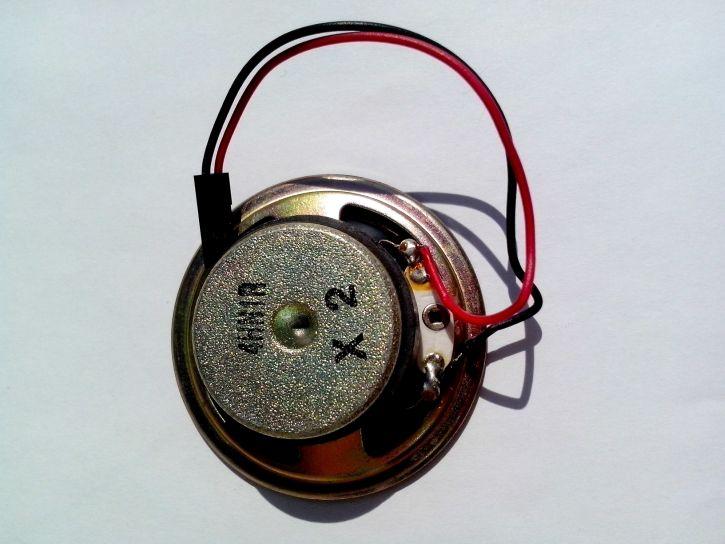 back, cover, magnet, black, speaker
