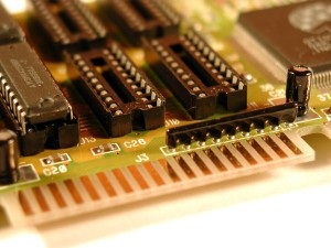 chips, computer, mainboard