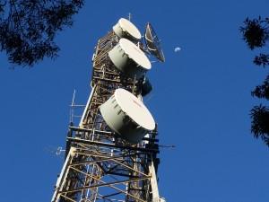 tour de communication, antenne, station relais