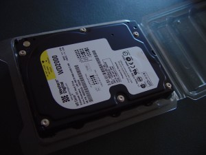 200 GB 7200rpm, IDE hard drive