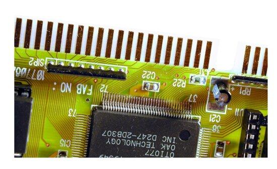 chip, computer, part
