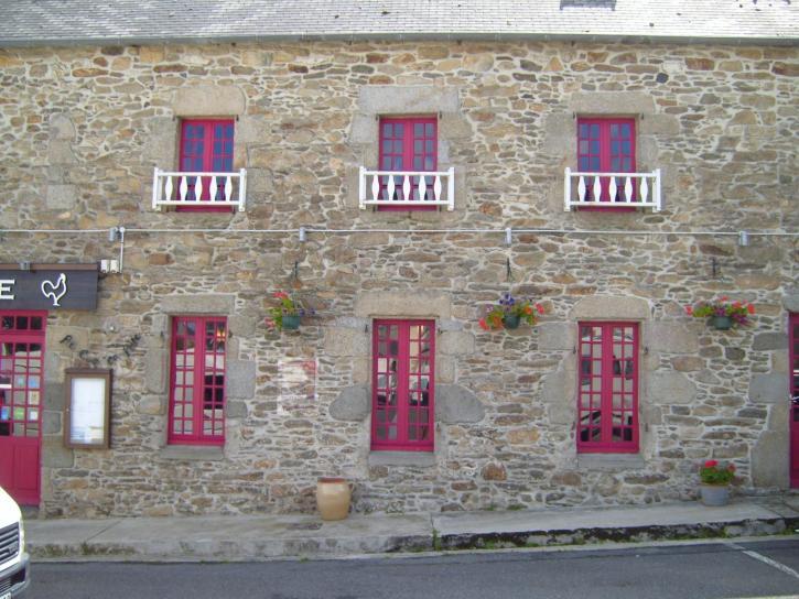 intéressante, antiquité, fenêtres