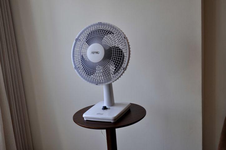 electric, room, fan