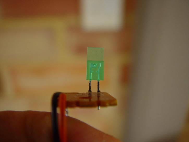 緑、光、発光ダイオード、led 回路、基板