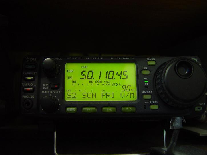 icom, 706mk8g, transciever, radio