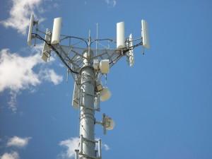 mobile, téléphone, antennes, tour