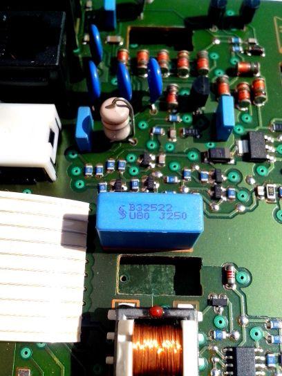 motherboard, conductors