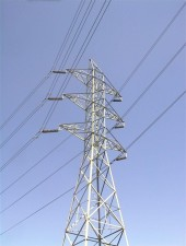 power, pylon, Chula, Vista, California