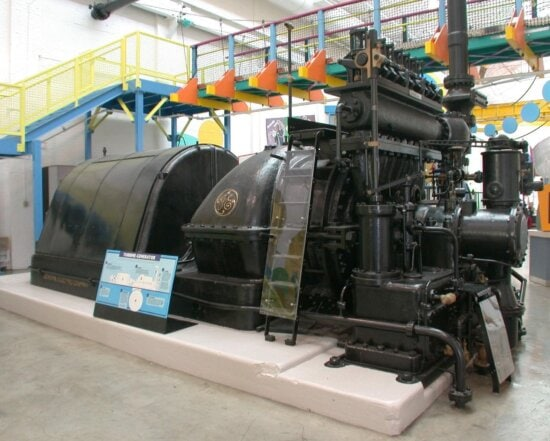 power, turbine, system
