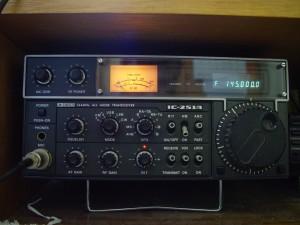 récepteur de radio