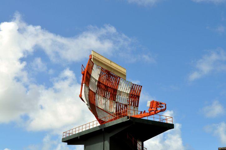 Tele, електронні навігації пристрою, антена, радар