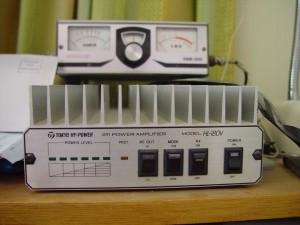 tokyo, puissance, 180V, bande, puissance, amplificateur