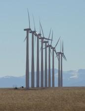 vjetra, farme, turbine