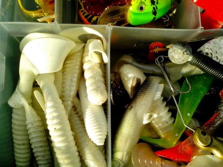 équipement, mouche, pêche