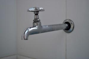 grifo, cuarto de baño