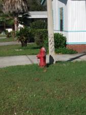 feu, bouche d'incendie, objet