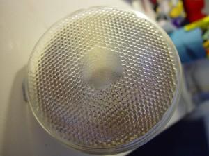 projecteur, globe, lentille